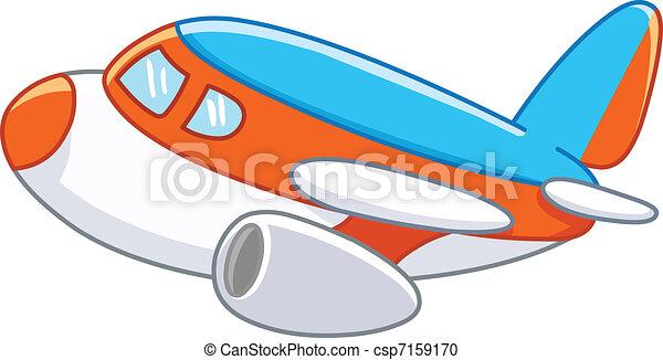 Plane - csp7159170