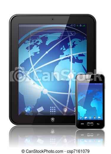 Vector digital tablet  - csp7161079