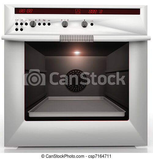 Convection oven - csp7164711