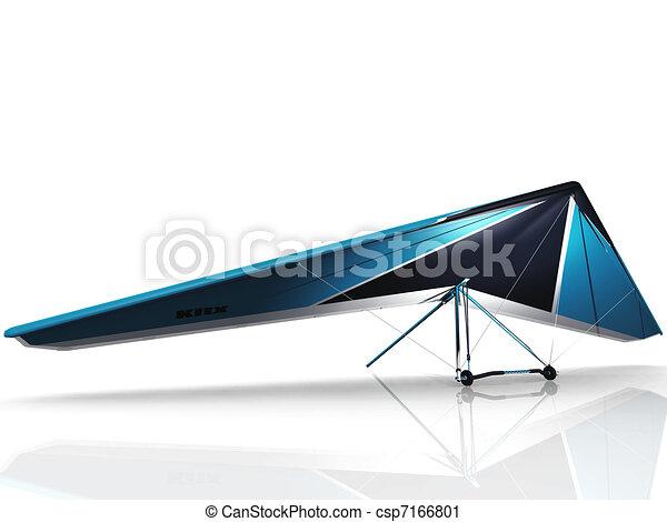 Hang-glider  - csp7166801