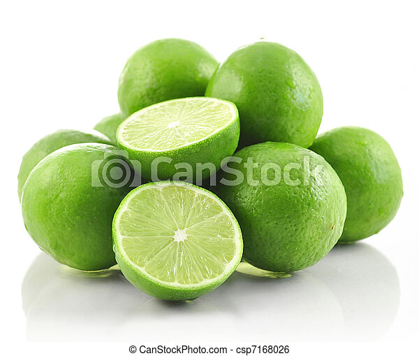 lime fruits - csp7168026