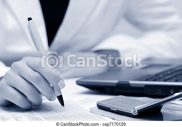 contabilidade - csp7170129