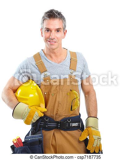 Contractor. - csp7187735
