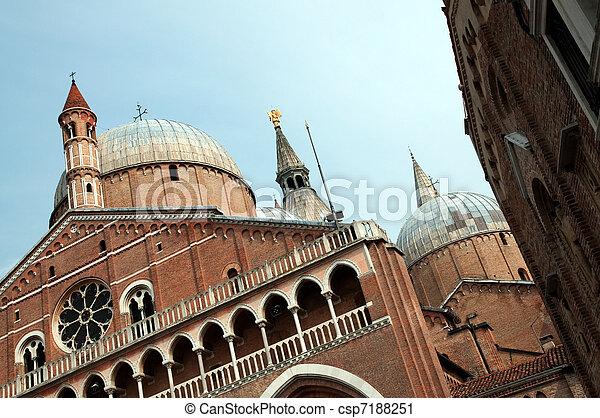 Saint Anthony Church - Padua - csp7188251