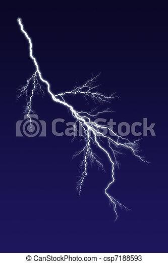 Lightning Bolt - csp7188593
