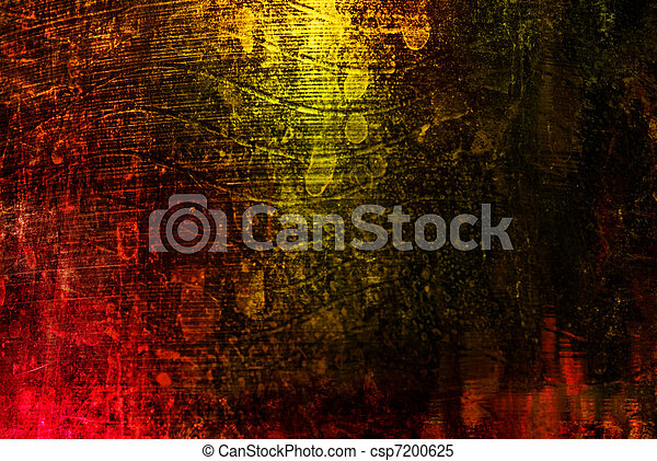 Grunge abstract background - csp7200625