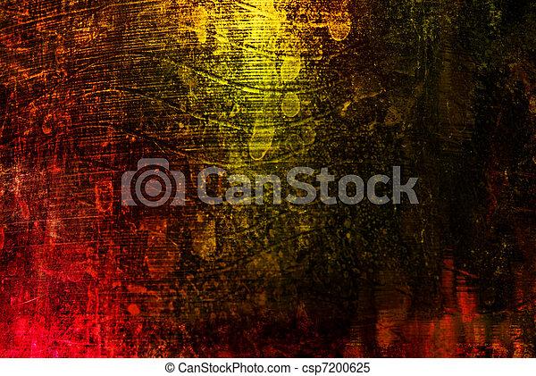 Grunge abstract background - csp7200625