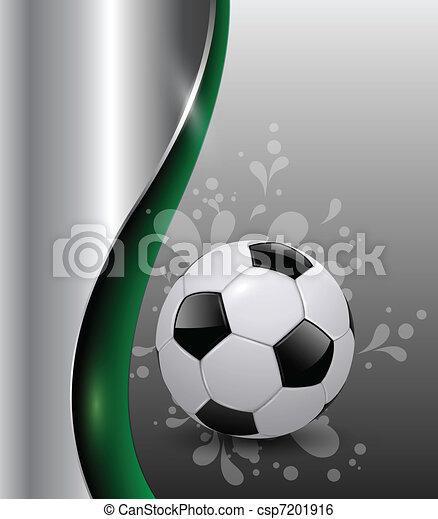 soccer background - csp7201916