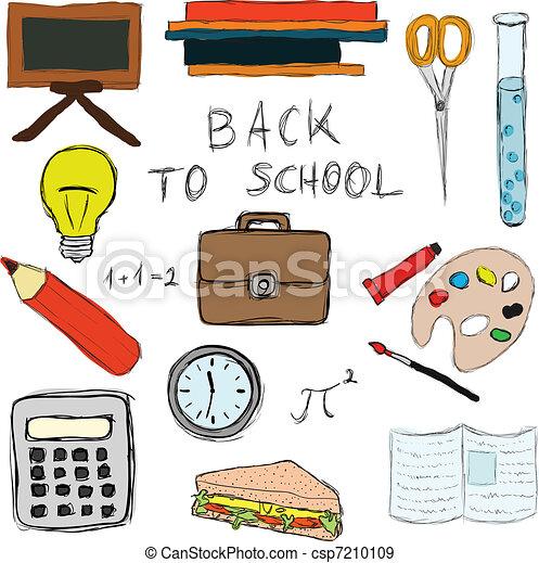back to school - csp7210109
