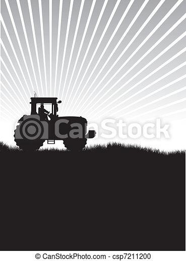 tractor - csp7211200