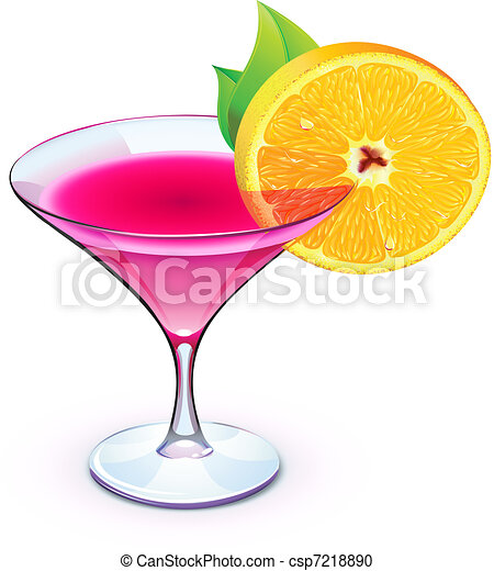 Clip Art Cocktail Clip Art cocktail illustrations and clip art 44489 royalty free pink vector illustration of in a