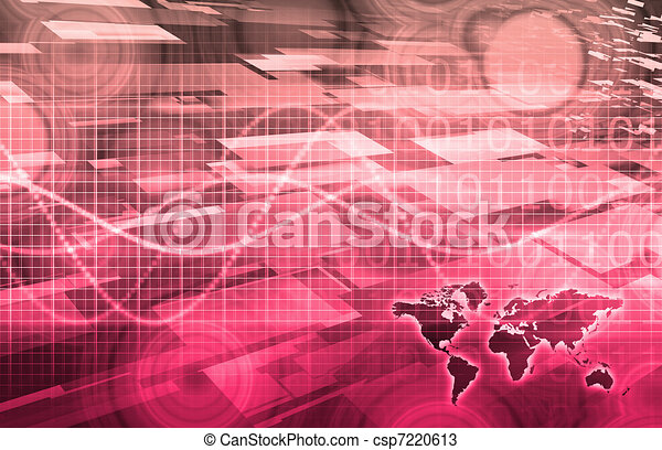 Latest Technology - csp7220613
