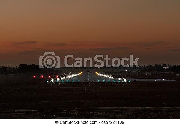 landing strip - csp7221109