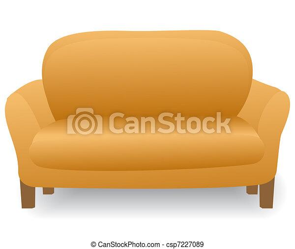comfortable home modern sofa - csp7227089