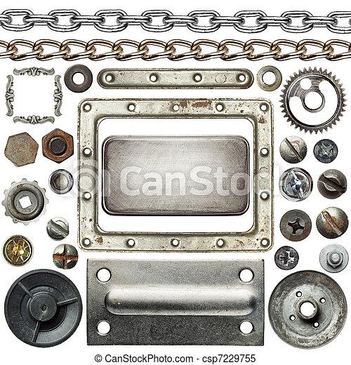 Metal details - csp7229755