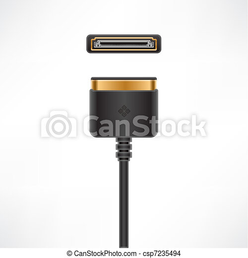 Multimedia Dock Cable - csp7235494