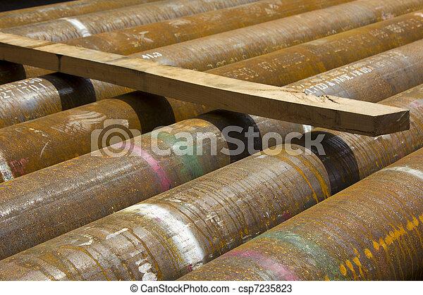 Natural gas drilling pipes - csp7235823
