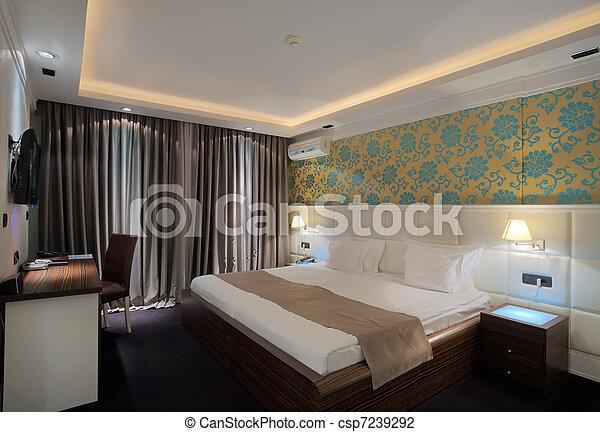 Hotel apartment - csp7239292