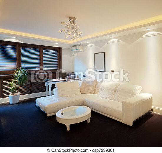 Hotel apartment - csp7239301