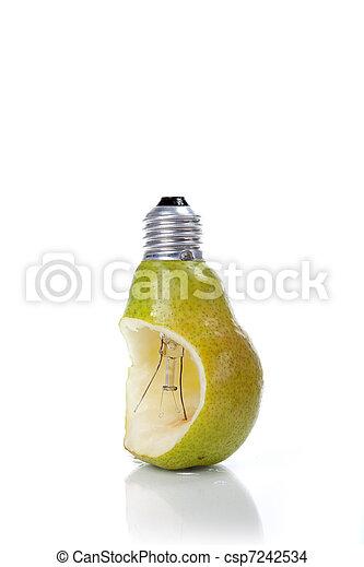 Bulb Pear - csp7242534