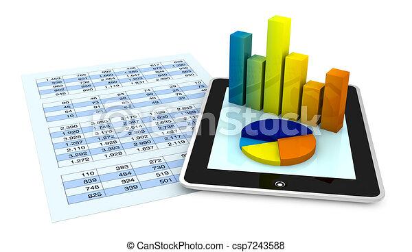 financial analysis - csp7243588