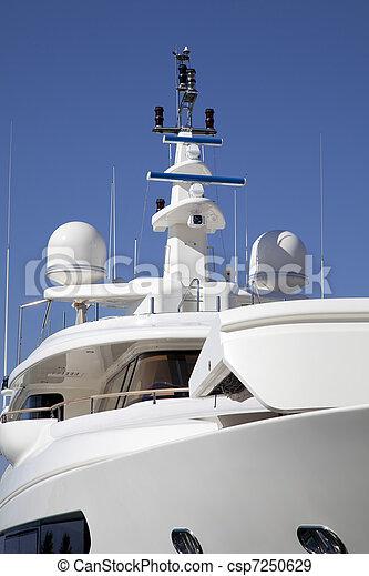 Yacht`s mast - csp7250629