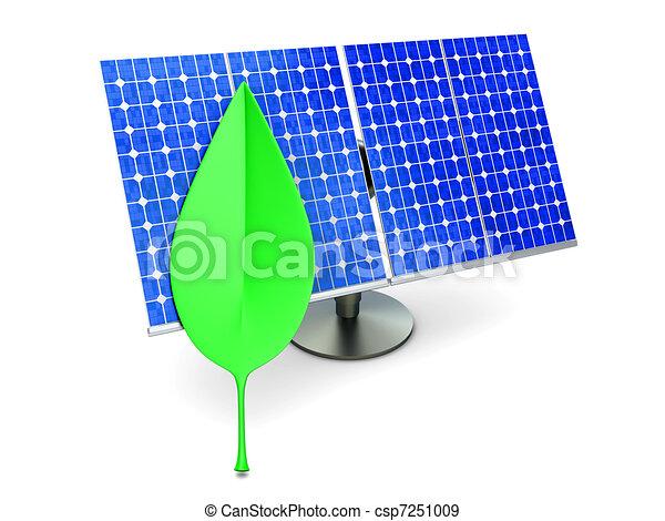 Ecologic Energy - csp7251009