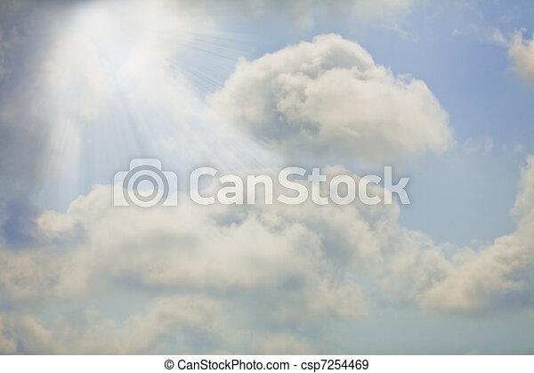 Heaven - csp7254469