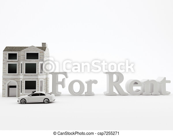 for rent  - csp7255271