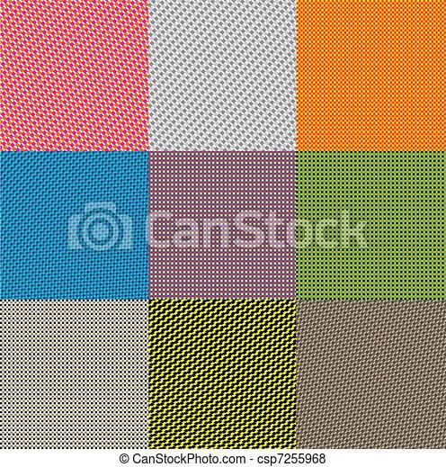 Materials seamless pattern - csp7255968