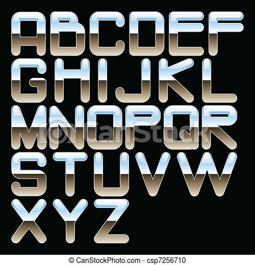 alphabet chrome - csp7256710