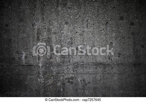 Concrete Wall Background - csp7257645