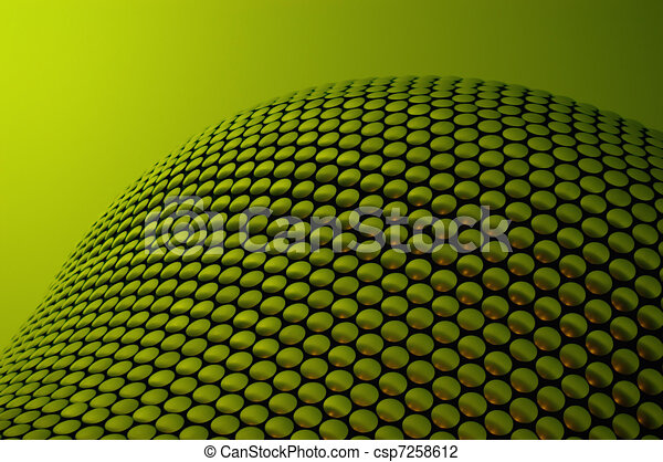 Reptile Abstract - csp7258612