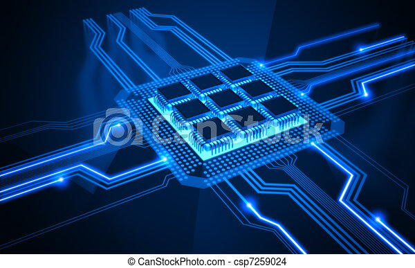 Micro Chip - csp7259024