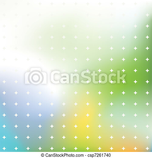 Illuminated Background - csp7261740