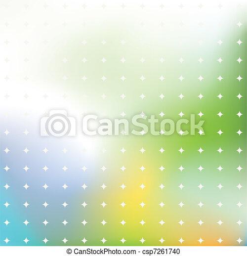 Illuminated Background - csp7261740