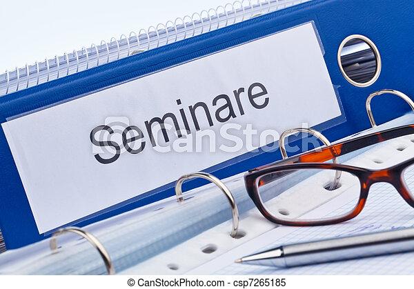 Education, training, adult education - csp7265185