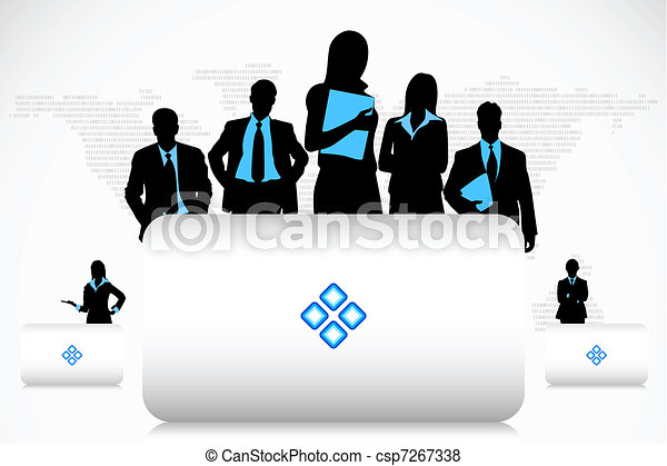 Business People - csp7267338