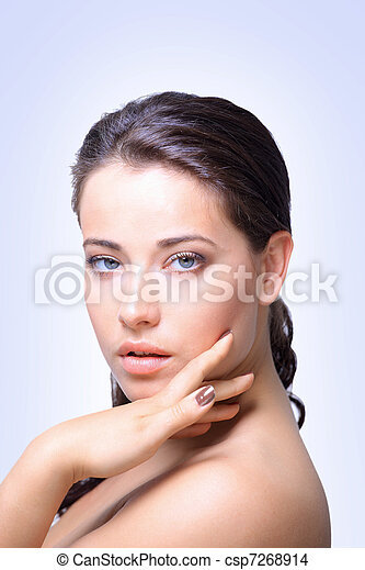 婦女, 年輕, 成人 - csp7268914