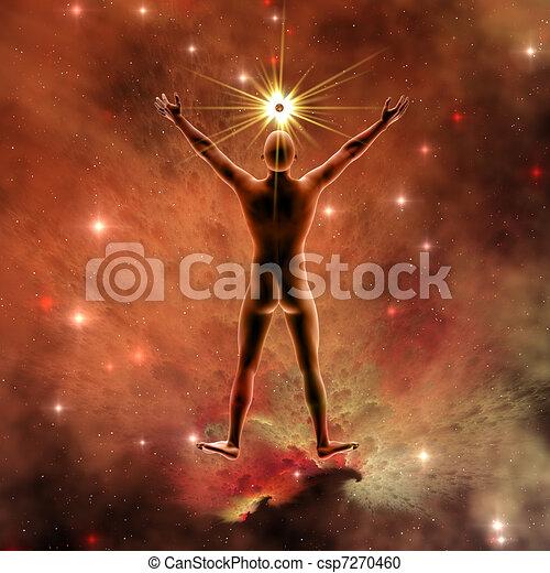 Human Spirit 4 - csp7270460