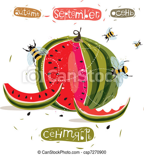 Watermelon - csp7270900
