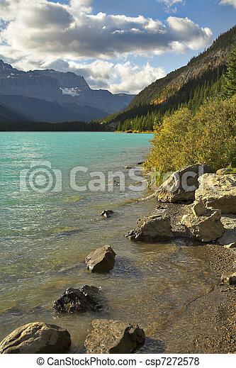 Light lake.