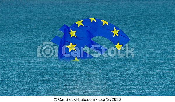 sunken eu - csp7272836