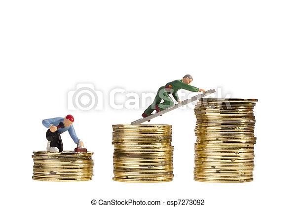Building Wealth - csp7273092