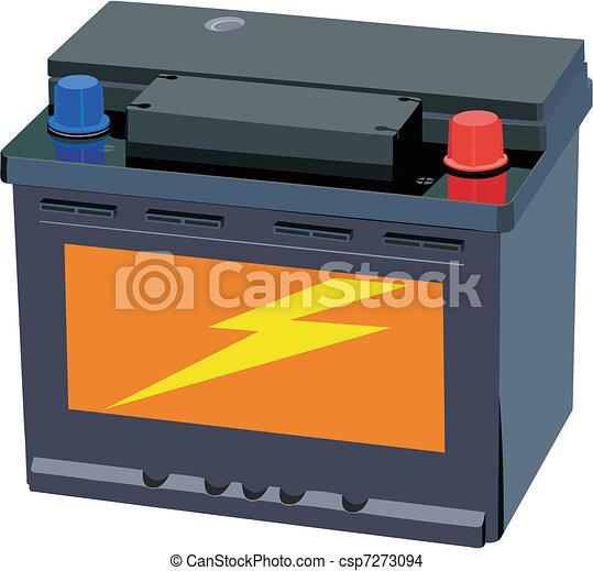 Car Battery Vector Car Battery Eps Vector