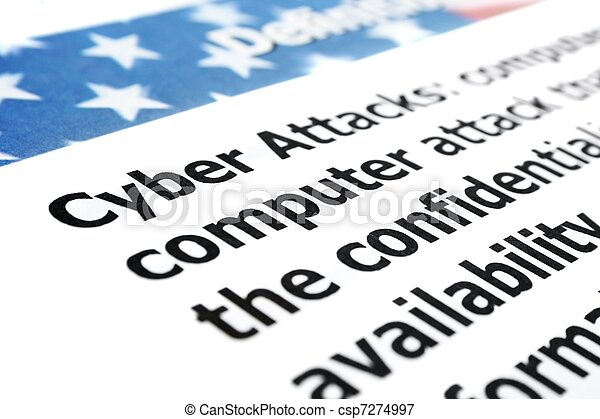 Syber attack - csp7274997