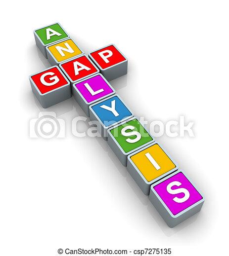 3d Buzzword gap analysis - csp7275135