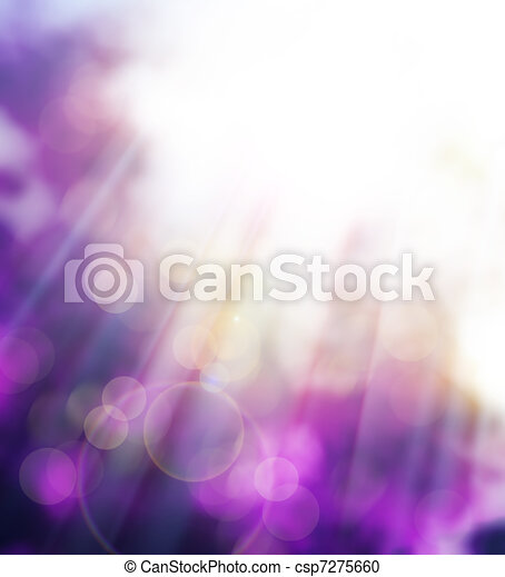 art spring background - csp7275660