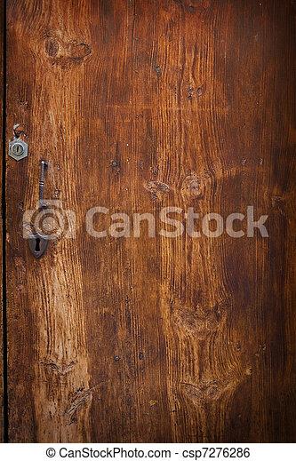 Wood Grain - csp7276286