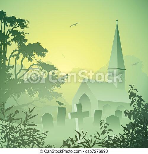 Church - csp7276990
